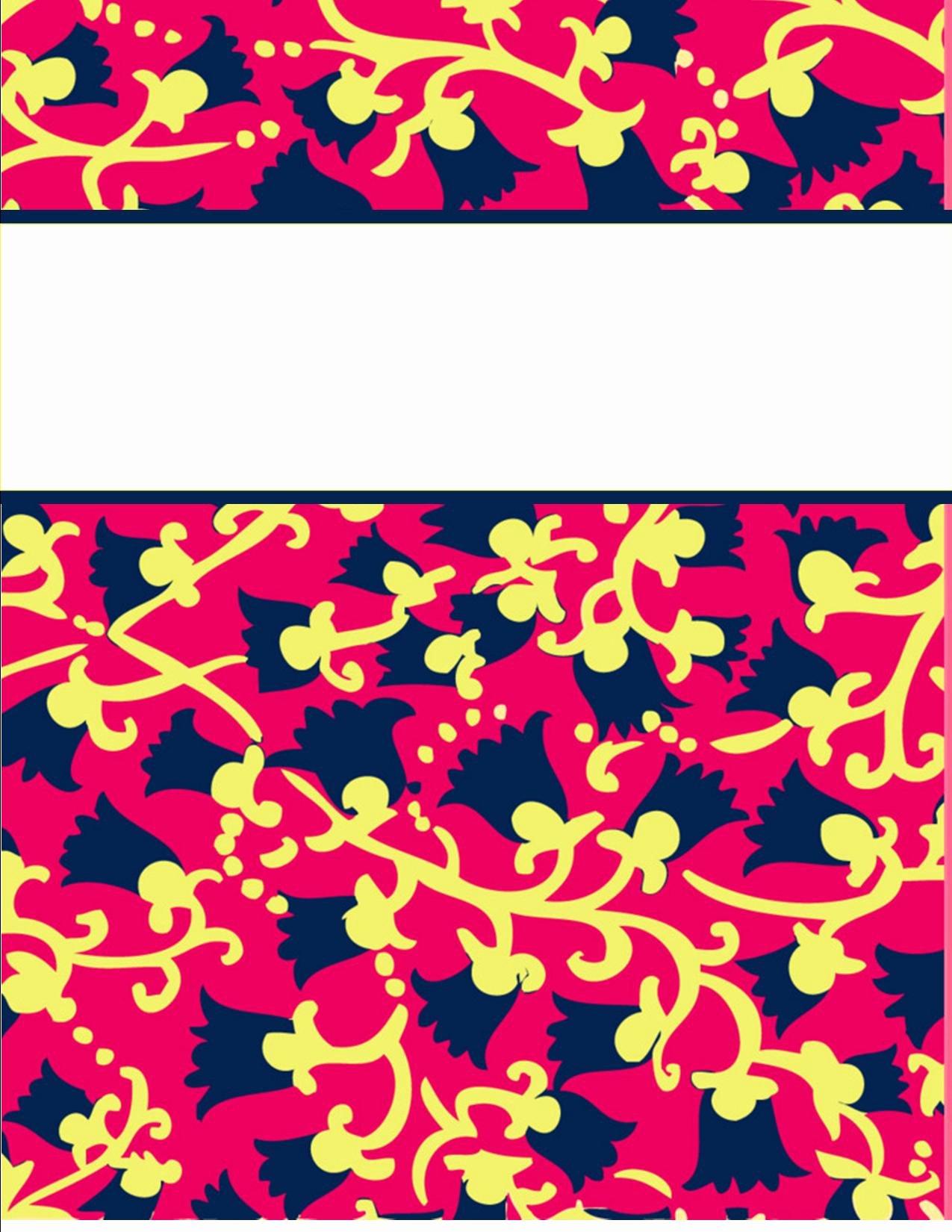 40 Free Printable Binder Covers