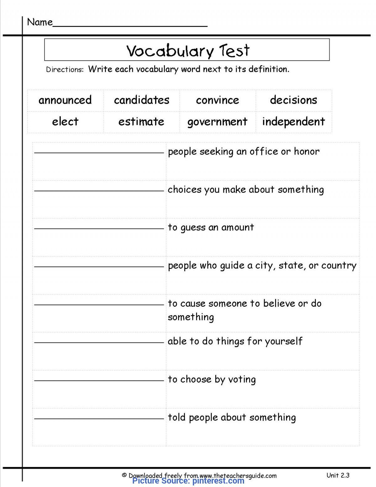 20 3rd Grade Art Worksheets