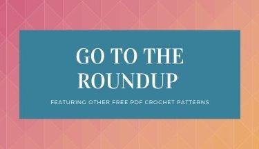 The Tunisian Mug Rug Crochet Pattern