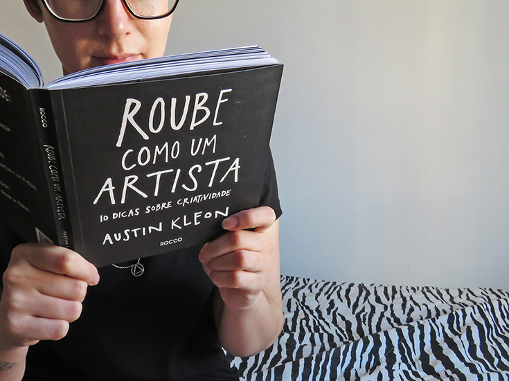 Tudo que Austin Kleon me ensinou sobre ser criativa