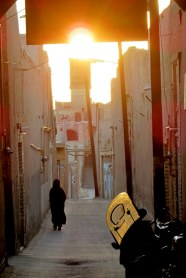 Yazd, la vieille ville
