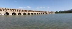 Pont majestueux d'Ispahan