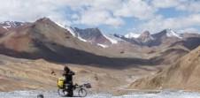 A 4655m sur la Route du Pamir