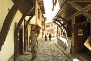 Visite du vieux Plovdiv