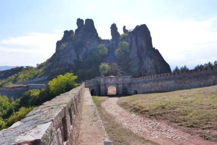 La forteresse de Belogradchik.