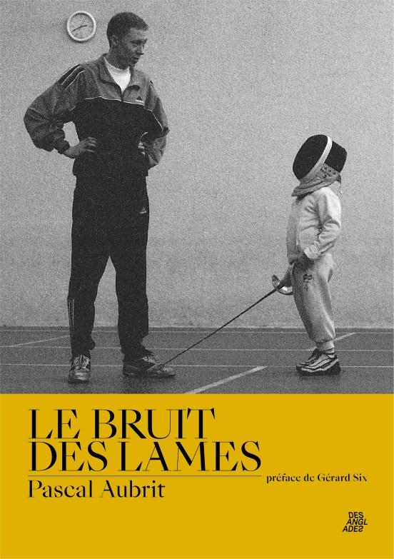 Pascal Aubrit, Le Bruit des lames, couverture
