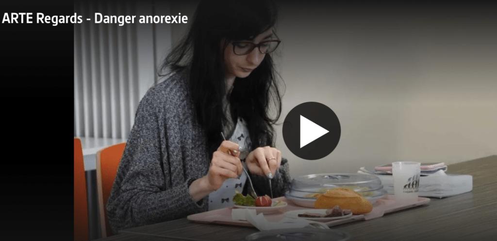 émission arte danger anorexie