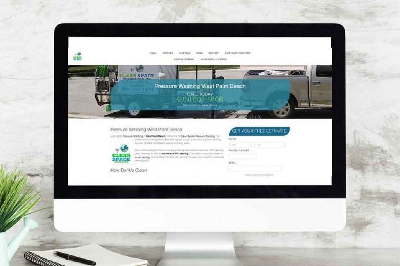 lead generation websites, desantis digital works