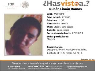 117-DS-2015 Ruben Limon Ramos