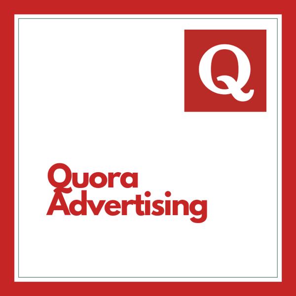 Quora Advertising