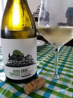 1000 Curvas 2014 Chardonnay & Alvarinho