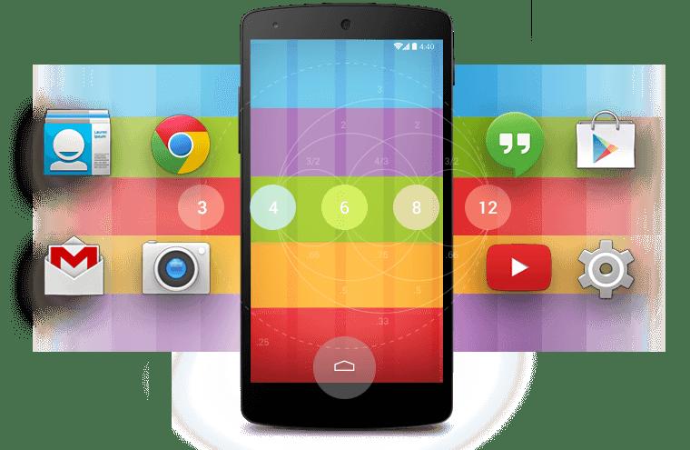 estilo android diseño