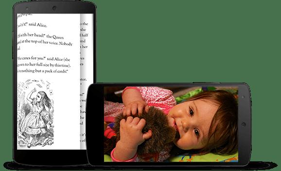 nuevo en android pantalla completa