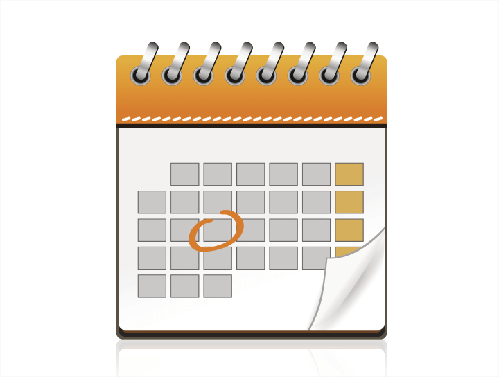 material design calendar