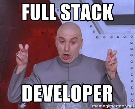 Hola. Soy un Full Stack Developer