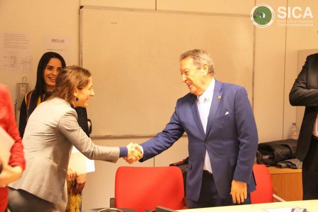 SICA y UE buscan dinamizar áreas como la seguridad alimentaria y el café en Centroamérica
