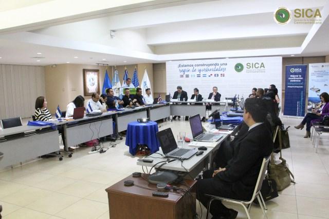 El SICA crea plataforma para articular registros pesqueros y acuícolas en la región