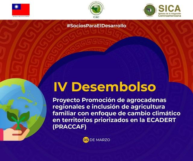 La República de China (Taiwán) apoya la agricultura familiar en Centroamérica