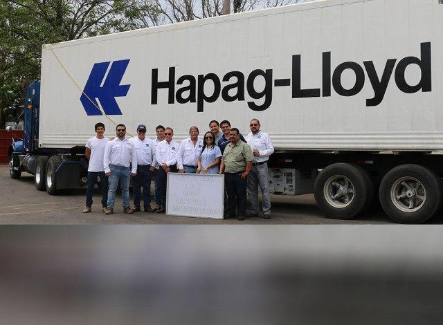 En ruta, el primer contenedor cargado de mango guatemalteco hacia el mercado chileno