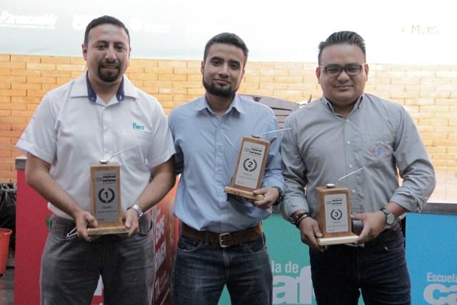 Byron Chinchilla, campeón de Catación y David Solano, tricampeón nacional de Barismo, representarán a Guatemala en competencias mundiales en Polonia y Australia