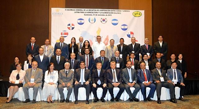 Cooperación Coreana apoya técnicamente el agro en Guatemala
