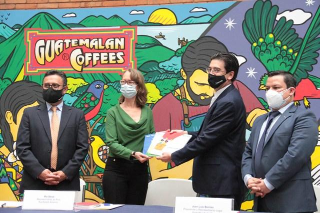 Funcafé, Anacafé y Rainforest Alliance presentan  Guías de Sistematización, Programación de Prevención del Trabajo Infantil
