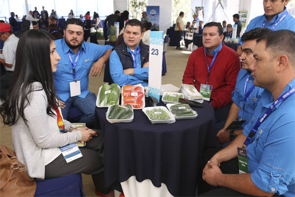 Agro Encuentros Nacionales, una plataforma comercial que reúne a productores de áreas rurales con empresas exportadoras