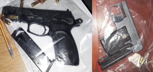 Ocho allanamientos con secuestro de armas y varios detenidos.