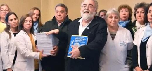 Unos mil médicos firman un pronunciamiento contra la legalización del aborto
