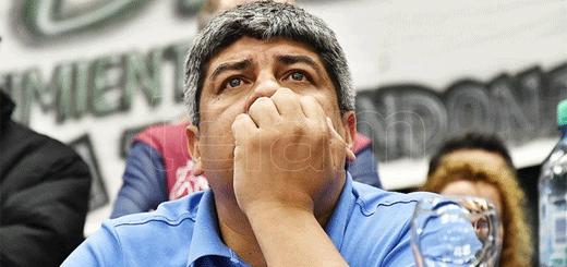 Pablo Moyano amenazó con tres días de paro de camioneros para la semana próxima