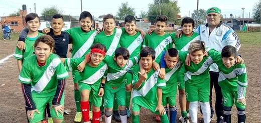 El Club La Richieri representará a la ciudad en un Torneo Internacional.