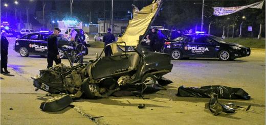 Accidente fatal deja el saldo de un hombre y su hija de 7 años muertos.