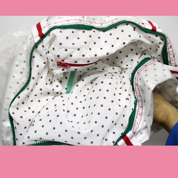 Desartcasa-borsa-tessuto-boat-dettagli-interno-abbimanemti-tessuto-pois