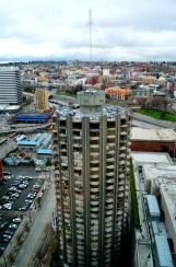 SEATTLE HOTEL VIEW - @Desautomatas