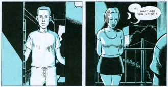 Daniel Clowes, Ghost World