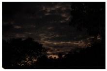 3. Al finalizar el día, ver lo que más puedas de la luz que queda.