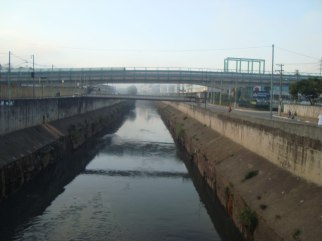 Rio Tamanduateí