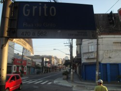 km 5 - Rua do Grito (Ipiranga)