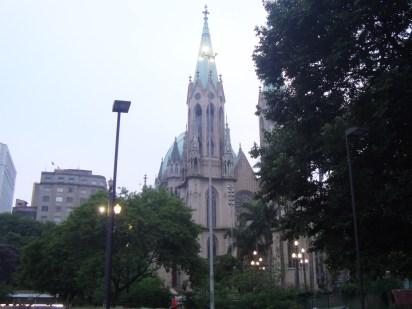 km 0 - Catedral da Sé