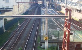 Km 2,5 - Rangel Pestana, estação Brás