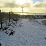 A Primeira Nevasca de 2017