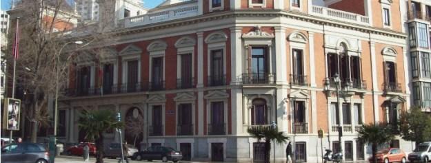 Museo Cerralbo / Cerralbo Museum (Madrid, Spain/España)