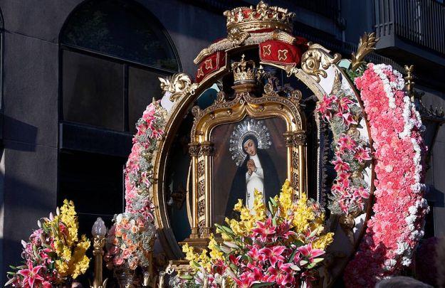 Virgen de La Paloma Agosto curiosidades madrid o que fazer em madrid