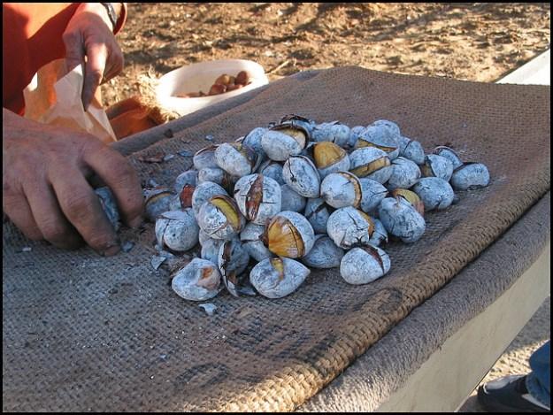 castanhas assadas doces tipicos dia todos os santos madrid curiosidades madrid o que fazer em madrid