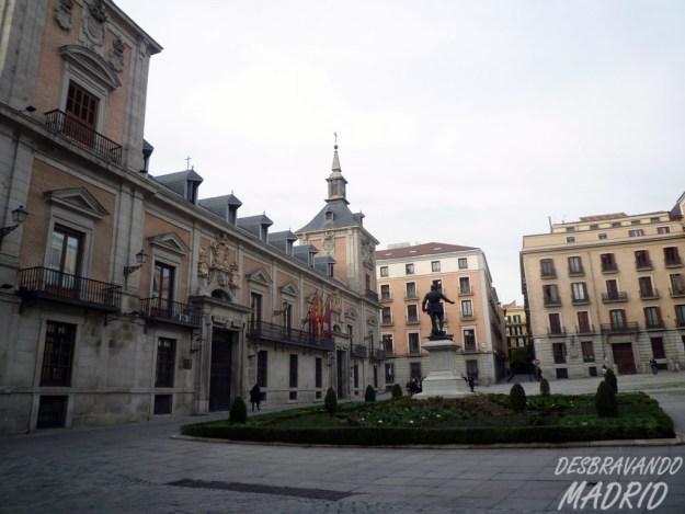 Plaza de la Villa, madrid de los autrias, o que é madrid austrias, passear madrid austrias, conhecer madrid austrias, curiosidades madrid, Madrid de los Austrias