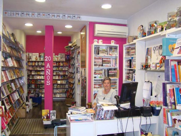 berkana, lugares LGBT em madrid