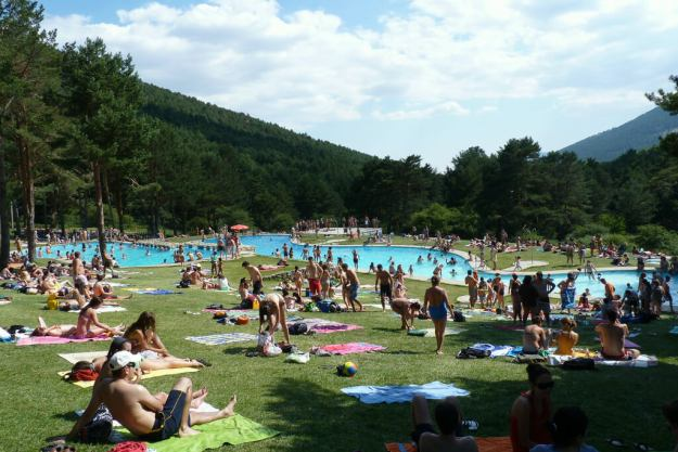 20 piscinas naturais perto de madrid desbravando madrid for Piscinas comunidad de madrid 2016