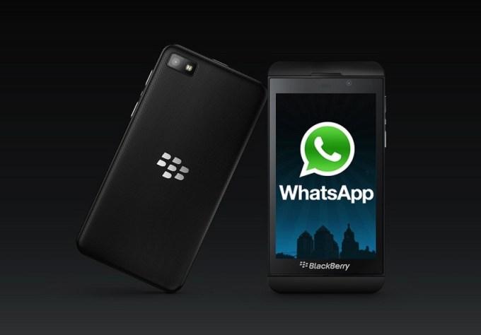 Que hacer para descargar whatsapp para blackberry