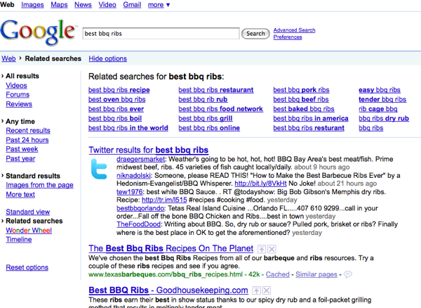google 4 Google.com offre de nouveaux outils