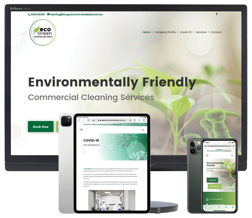 eco Green Commercial Clean